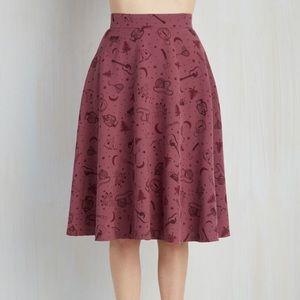 Rocksteady kitschy kamper vintage style skirt